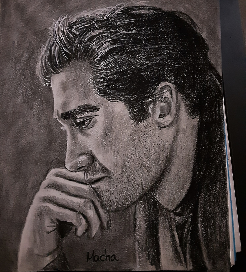 Jake Gyllenhaal by Macha
